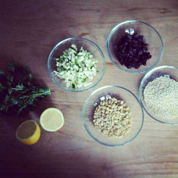ingredientenquinoa