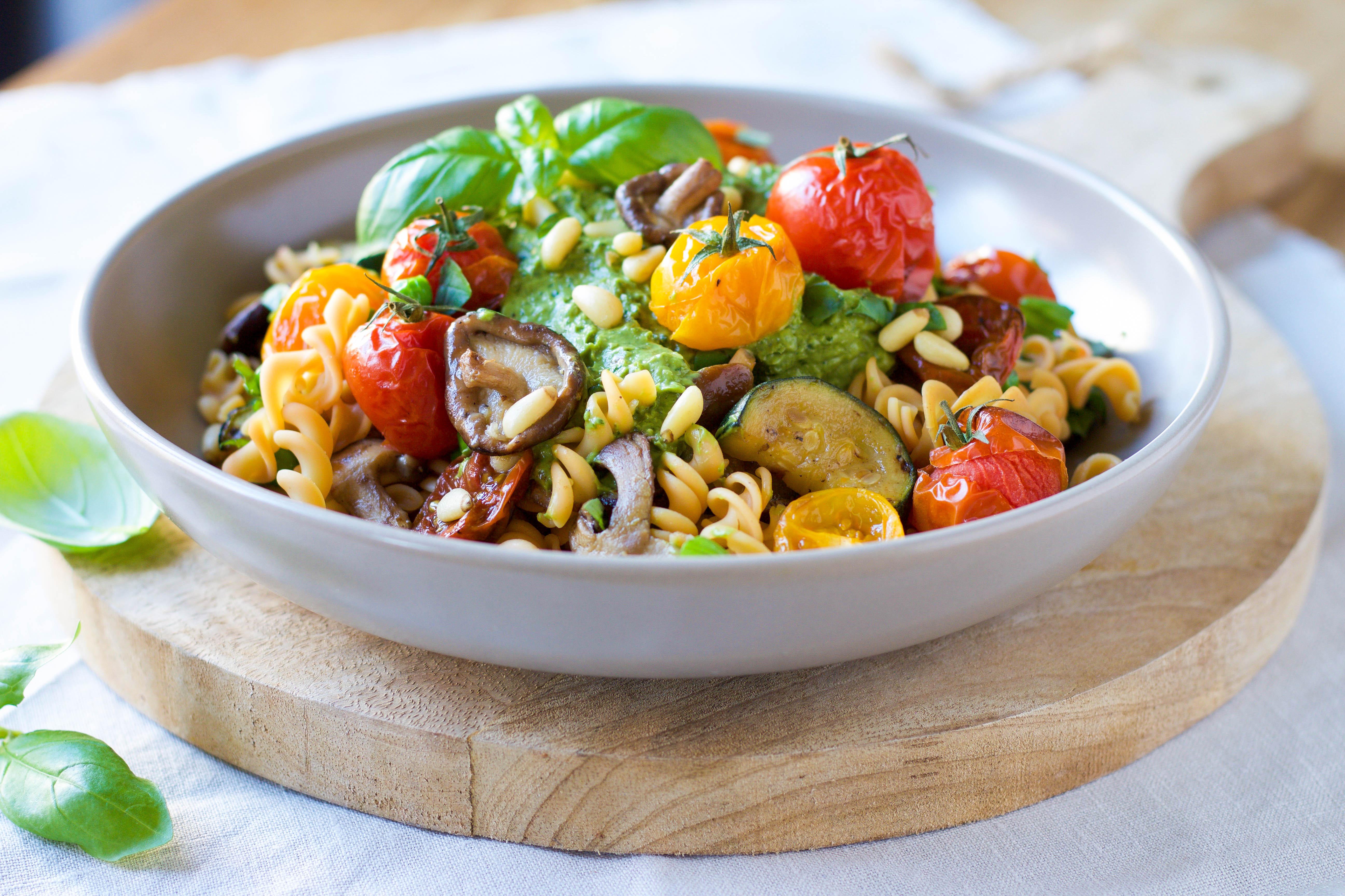 licht verteerbare pasta recepten