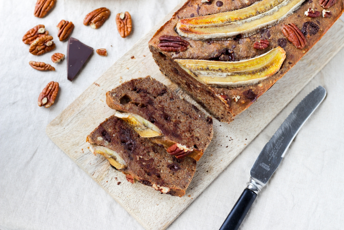 bananenbrood-koffie-pecans-chocolade-personal-foodcoaching